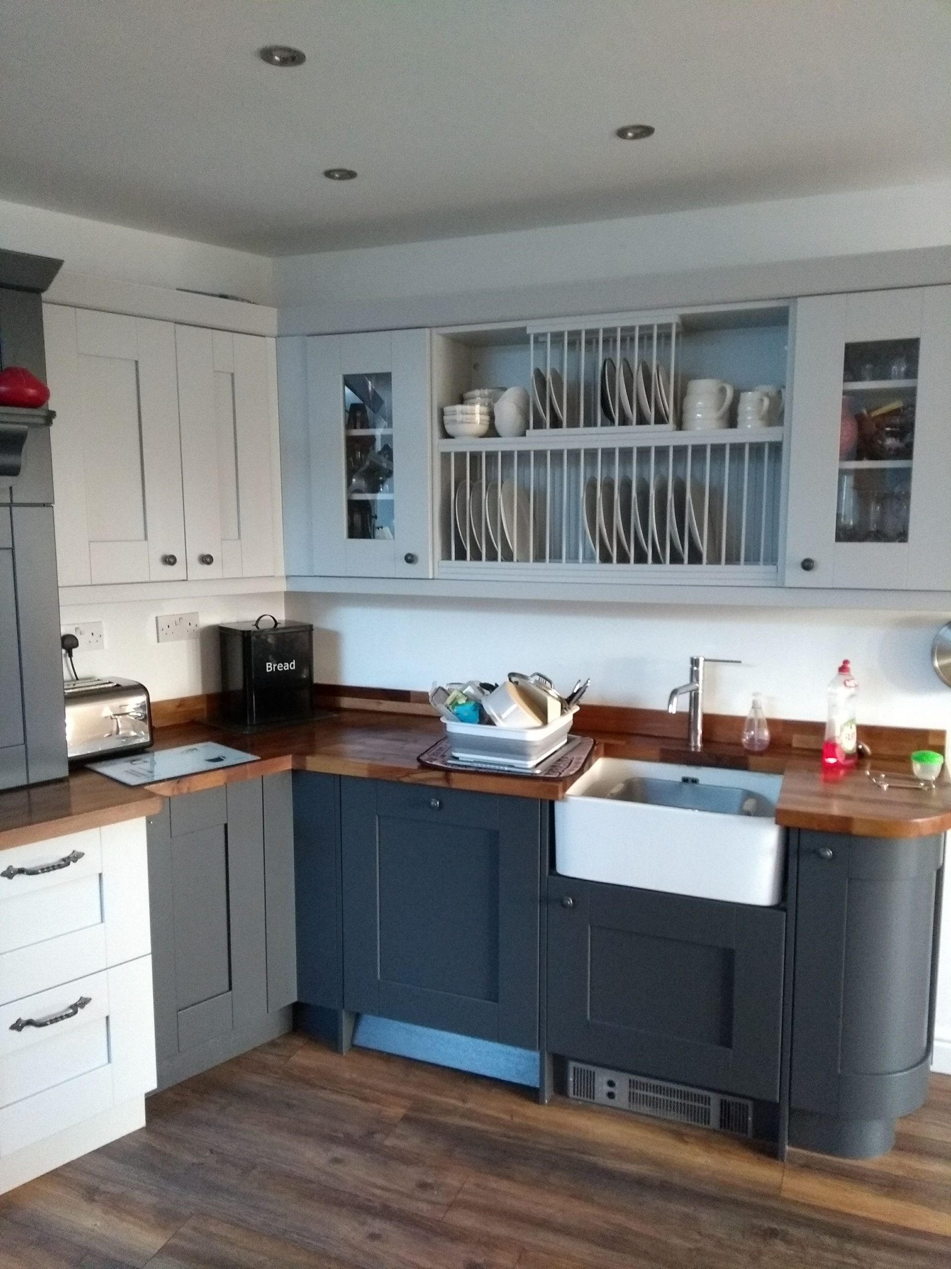 WREN Kitchen Cabinets installed by CL Joinery