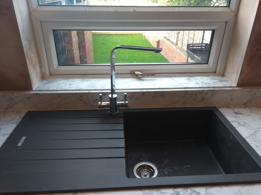 CL Joinery   Composite Sink