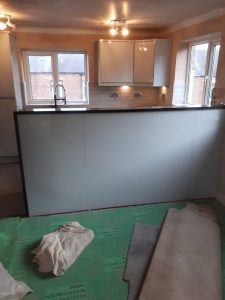 Granite kitchen worktop | CL Joinery