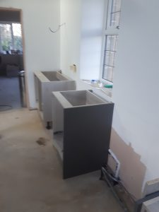 Howdens Kitchen Cabinets   CL Joinery