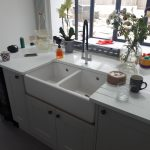 Belfast Sink installed by CL Joinery