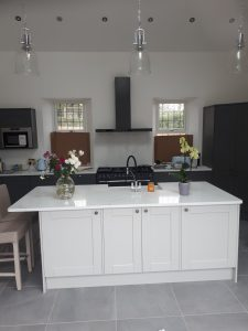 Howdens Kitchen Cabinets installed by CL Joinery